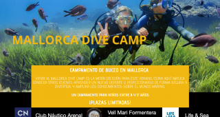 Mallorca Dive Camp 2020